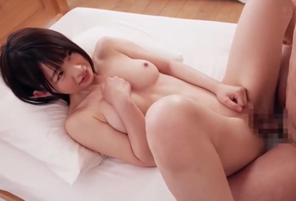 宮島めい 巨乳パイパン美少女JDがAVデビュー…次で引退するとのこと