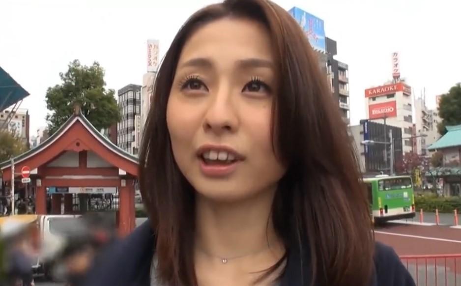 前田可奈子 清楚なパイパン人妻がめちゃくちゃに犯されたくてAV出演
